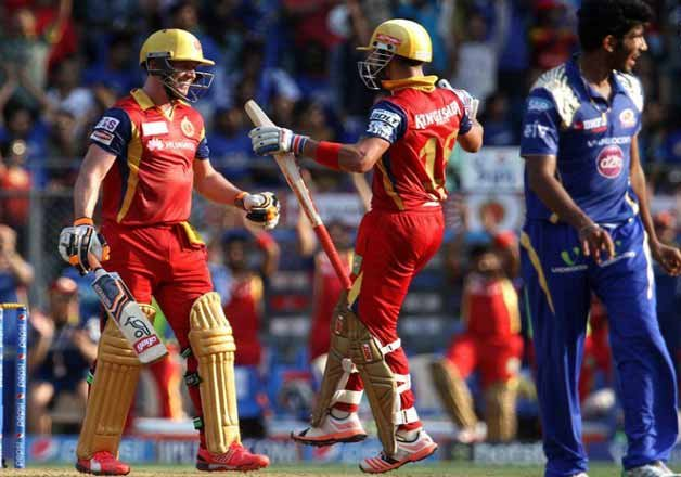 IPL 8: De Villiers, Kohli power Bangalore to 235/1 | IndiaTV News | Cricket News – India TV