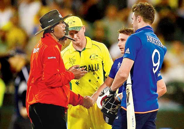 top 4 controversial decisions of cricket world cup 2015