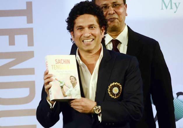 sachin tendulkar s autobiography enters limca book of