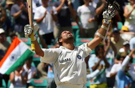 tendulkar is the bradman of today british media