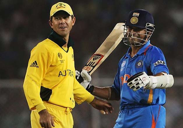 sachin tendulkar greatest after don bradman says ricky
