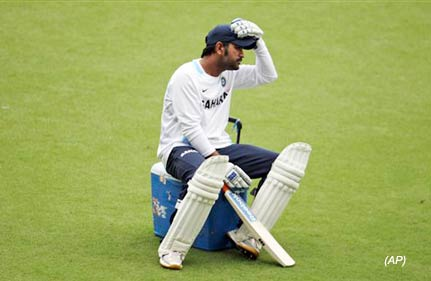 my shot selection has been a problem dhoni