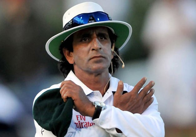 ipl spot fixing bcci slaps 5 year ban on pak umpire asad