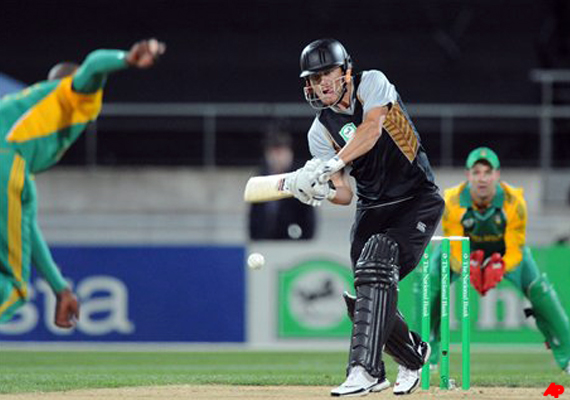 new zealand beats south africa by 6 wickets in 1st t20