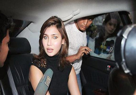 nupur mehta admits she met cricketers at london casino