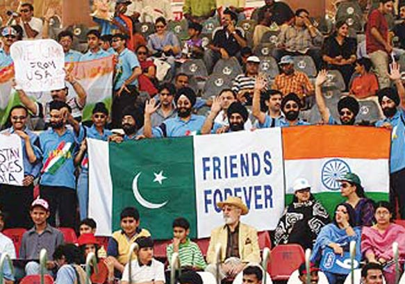pak media describes mohali invite as a sixer for peace