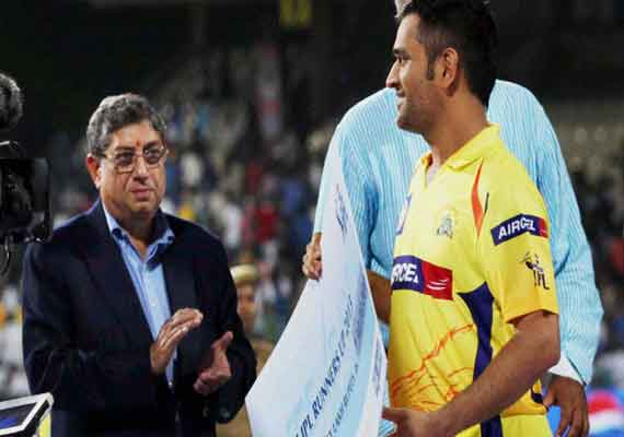 srinivasan took astrologer s help for his team s fortune in