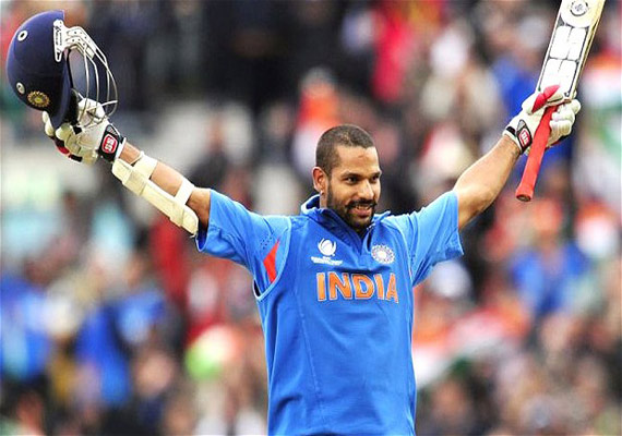 there will be competition for opening slot says shikhar