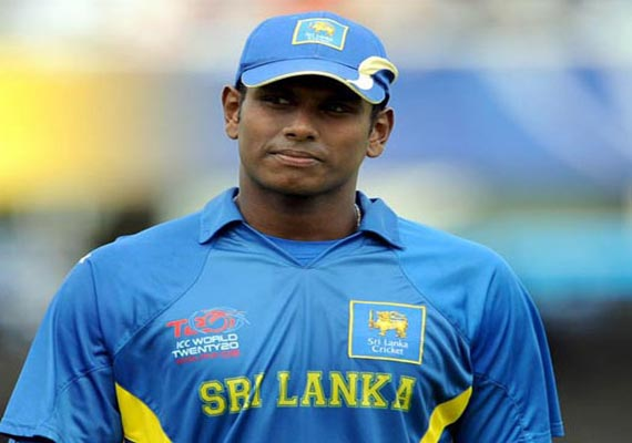 tri series angelo mathews suspended for two odis