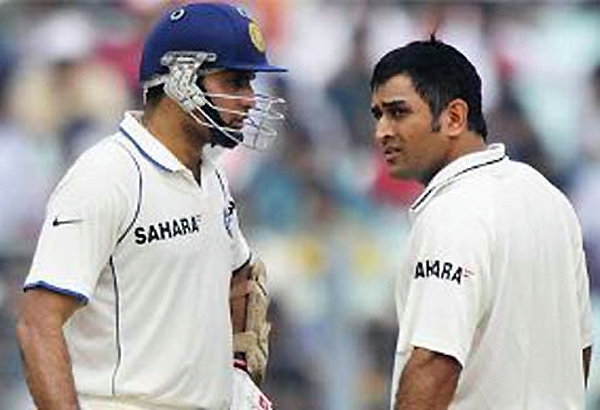 vvs laxman declines to comment on relationship with dhoni