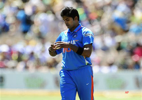 vinay makes a difference in odis
