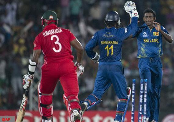 sri lanka beats zimbabwe by 82 runs in world t20