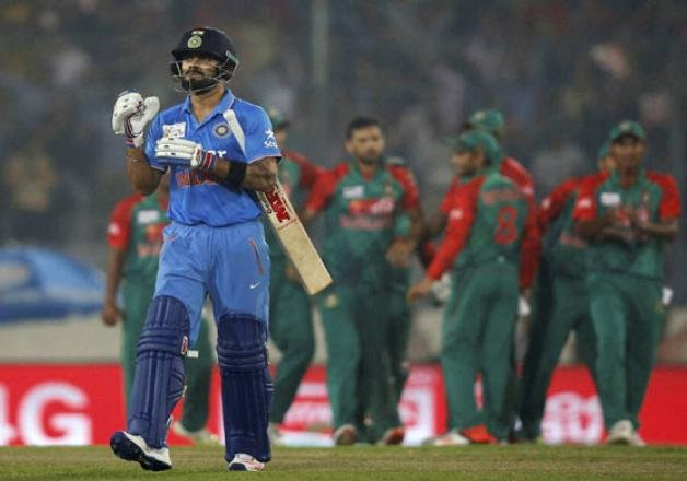 asia cup virat kohli fined for showing dissent against
