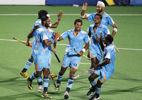 easy start for indian men in hockey olympic qualifier