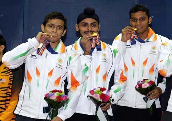 ghosal mangaonkar sandhu for senior nationals