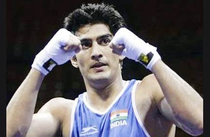 luck was on my side says vijender