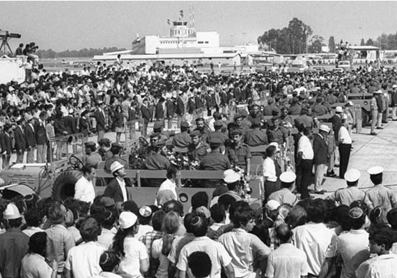 Know how terrorists turned the 1972 Munich Olympics into a bloodbath |  Other News – India TV