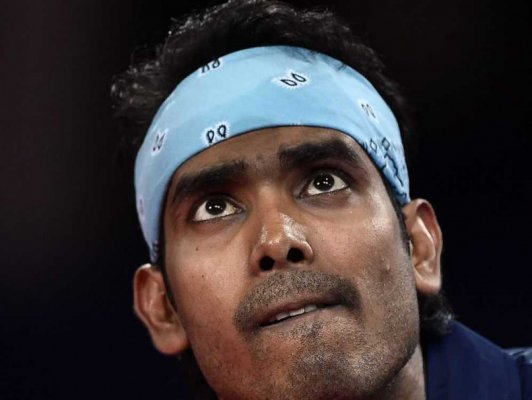asian games indian tt team of sharath kamal poulomi knocked