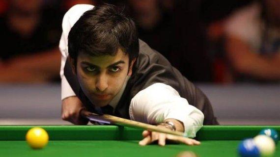 advani emerges world billiards champion