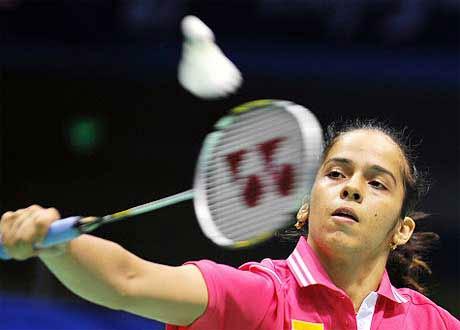 saina nehwal blames pressure for asian games flop