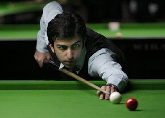pankaj advani balachandra bhaskar in world billiards semis
