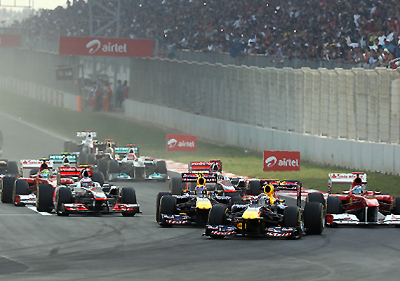 Questions for the 2013 Indian GP | F1 News