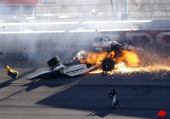 indycar ceo focus is on wheldon safety