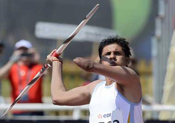 paralympian devendra gives india historic gold