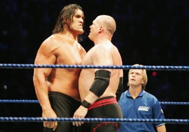 the great khali vows to take revenge blood for blood