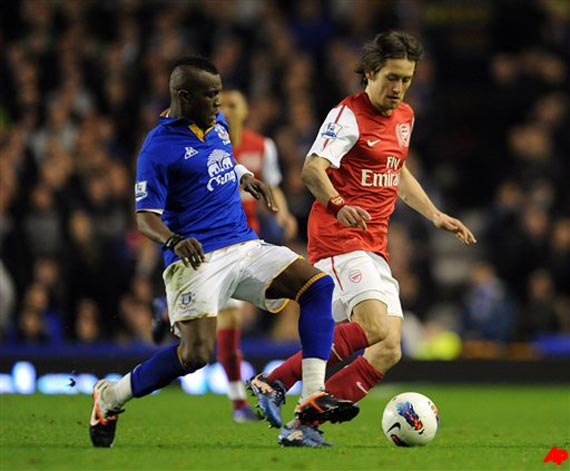 arsenal beats everton 1 0 to move up to 3rd in epl