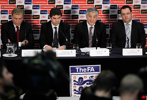 as fa meets redknapp edges closer to england job