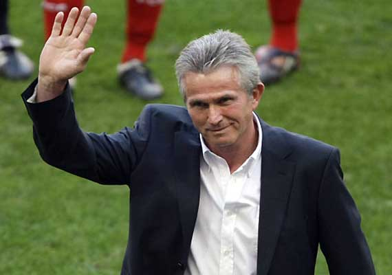 bayern munich coach heynckes hints at retirement