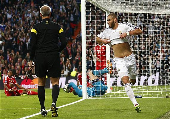 champions league benzema guides realmadrid to 1 0 win over
