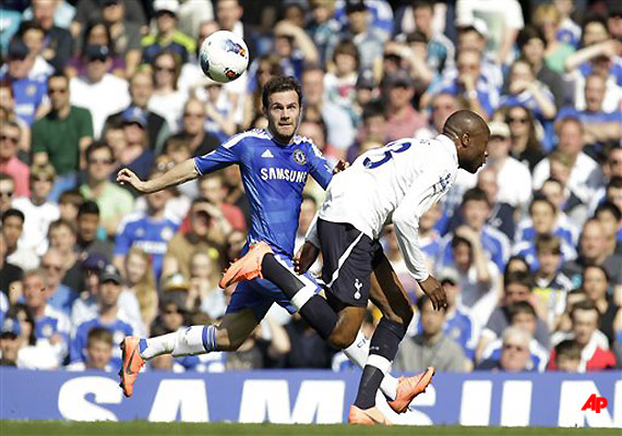 chelsea held to goalless draw by spurs