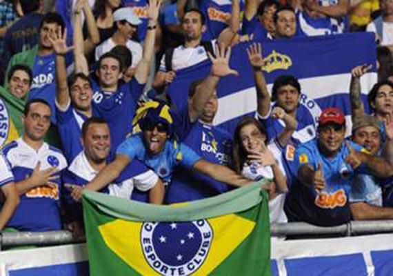 cruzeiro and botafogo stay ahead in brazil