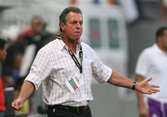 fluminense fires coach after 5th straight loss