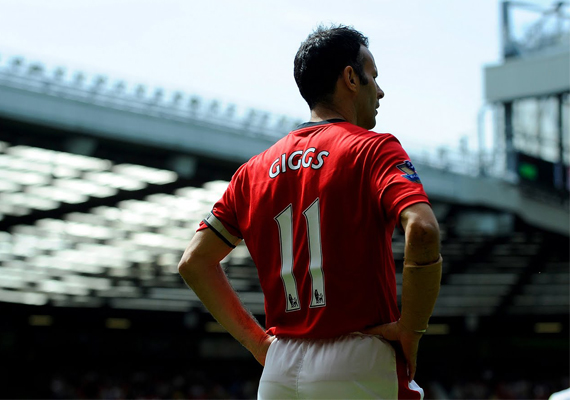 giggs makes 900th appearance for united