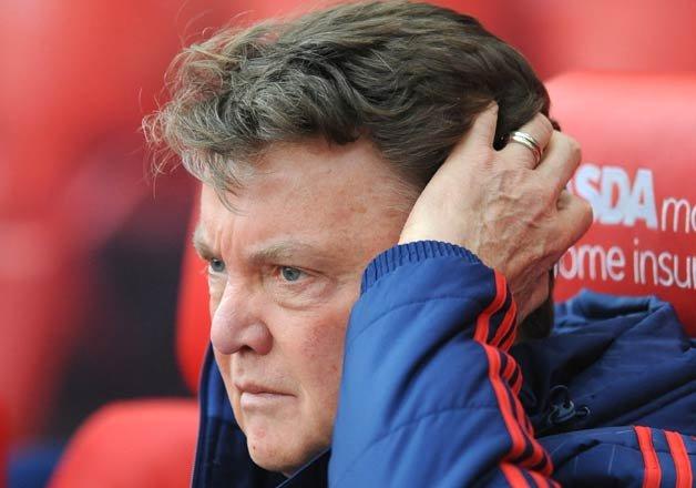 van gaal raises prospect of quitting after man utd s 4th