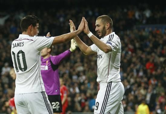 Real Madrid Dortmund Advance In Champions League Soccer