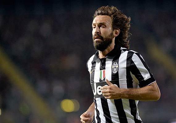 minorista online moda caliente comprar online Juventus midfielder Pirlo out with injured thigh | Soccer ...