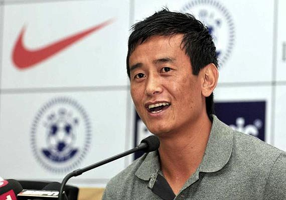 bhaichung bhutia inducted in afc s hall of fame