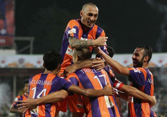 isl fc pune city gear up for second home game against