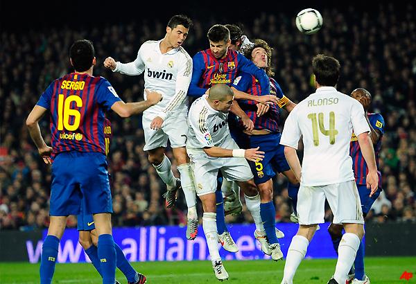 real madrid barcelona top football s rich list