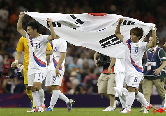 south korea gets olympic soccer bronze beats japan 2 0