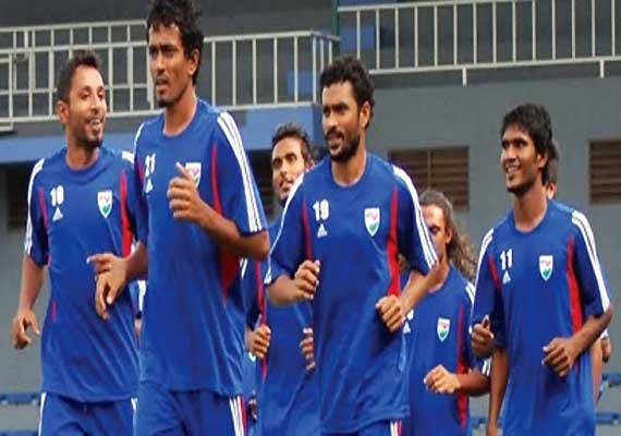 spirited maldives await india in nehru cup
