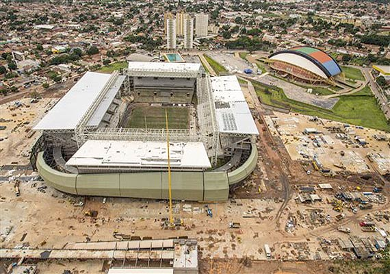 with world cup a month away a lot to be done in brazil