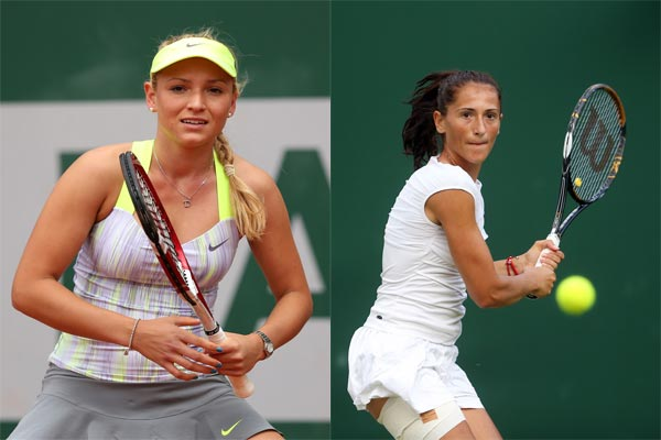 baku cup seeded players vekic cadantu advance