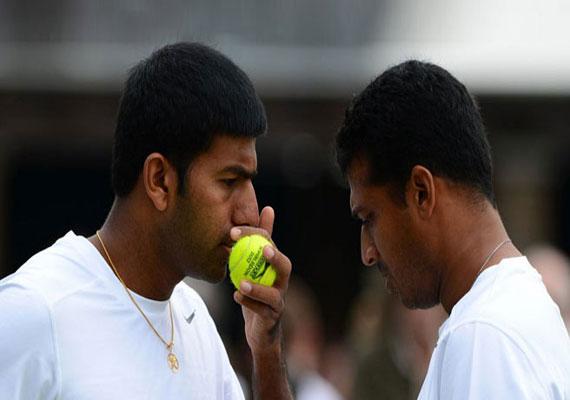 bhupathi bopanna pair in paris masters final