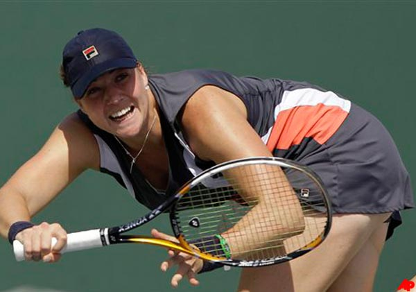 kleybanova wins in return from cancer treatment