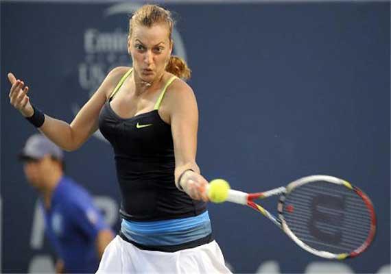 kvitova clinches us open series title in new haven